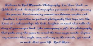 Sona Sood Adelaide Photographer