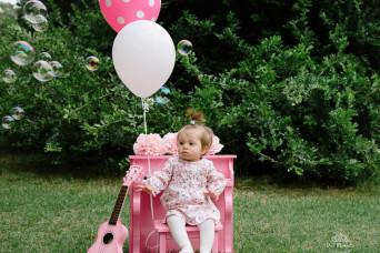 Botanic Gardens Baby Photoshoot