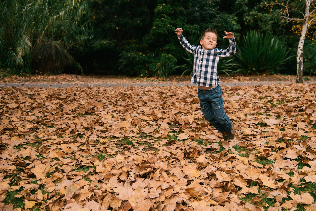 children photography slider jumping boy