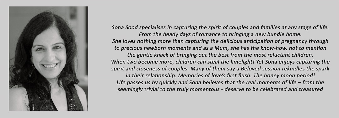 Adelaide Photography - Sona Sood - What To Expect