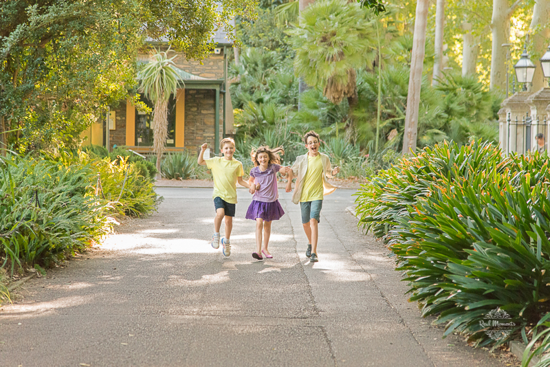 remember when - siblings walking - Family professional photography Adelaide -