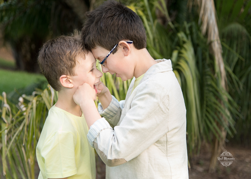 Family professional photography Adelaide - remember when - boys playing