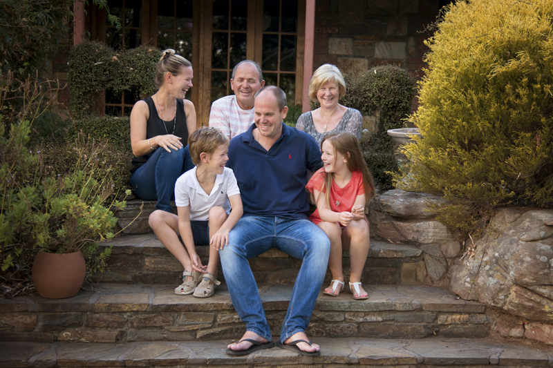 Adelaide family professional photography -  family portrait