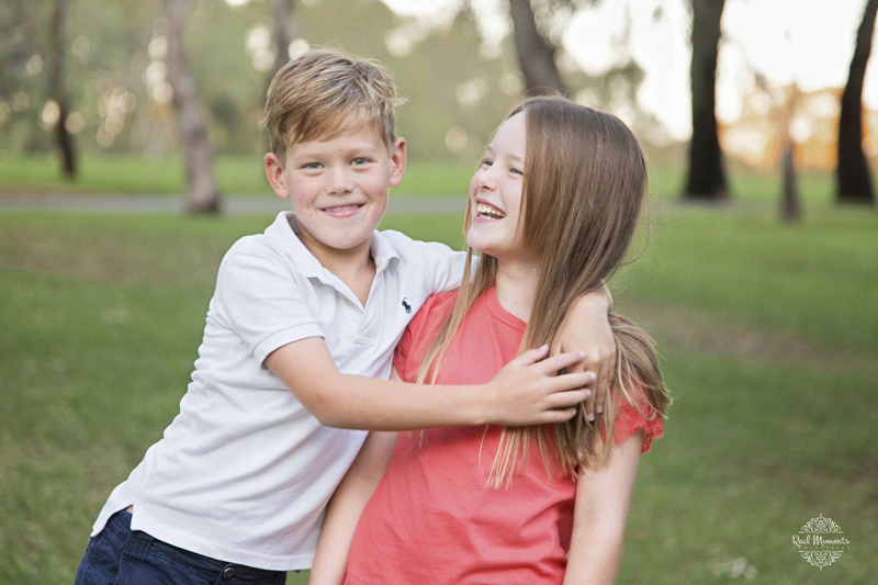 Adelaide family professional photography - siblings