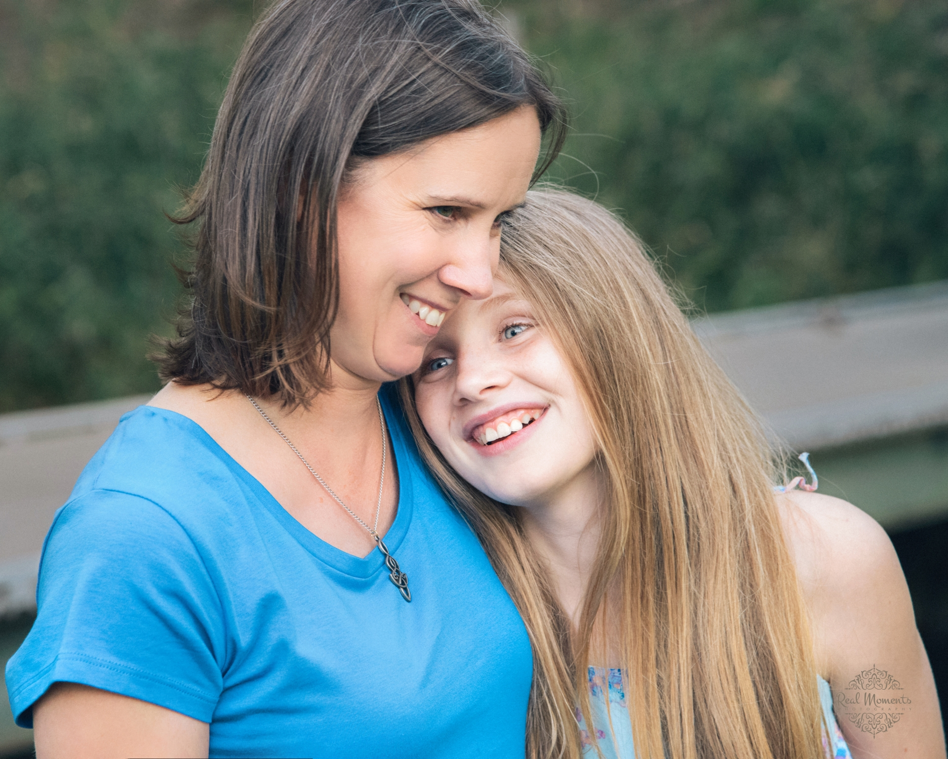 Family photography Adelaide - mother and daughter