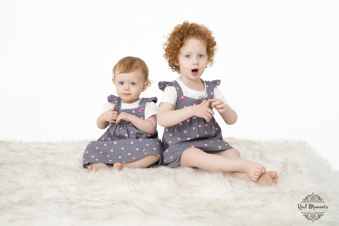 Adelaide portrait photography - two adorable children